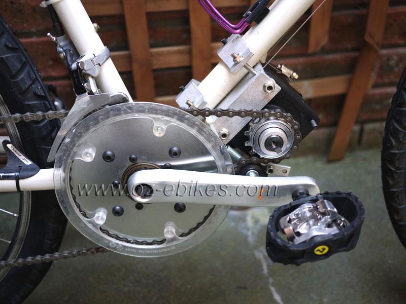 Electric Bike 200w Kit From Oz Ebikes Australia